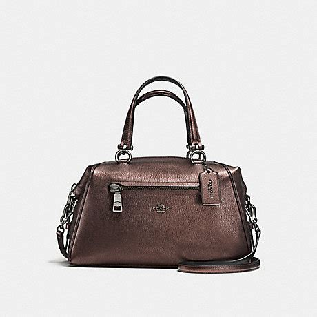 Primrose Alma Wallet Bronze coach f37934 primrose satchel in pebble leather gunmetal bronze coach handbags
