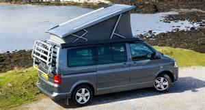 Slideout Awning Vw California Camper Van Hire Edinburgh Scotland