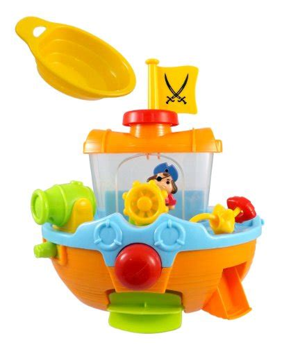 kids bathtub toys bathtime pirate ship bathtub bath toy for kids with water