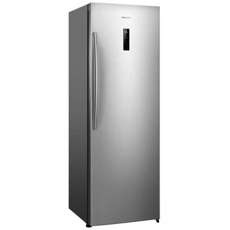 cheap door fridge hisense 355l stainless steel single door refrigerator
