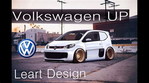 volkswagen tune up vw up tuning leart design
