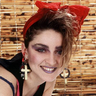 hairstyles in 1983 1983 madonna s changing looks instyle com