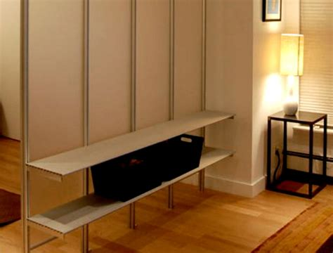 residential room dividers furniture fashionmodern shelving and room dividers from rakks