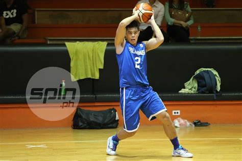 Mba Player Pilipinas by Alaska Continues To Lend Carl Bryan To Gilas As