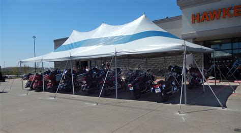 coralville used car superstore tent setup for mcgrath auto used car motorcycle event iowa
