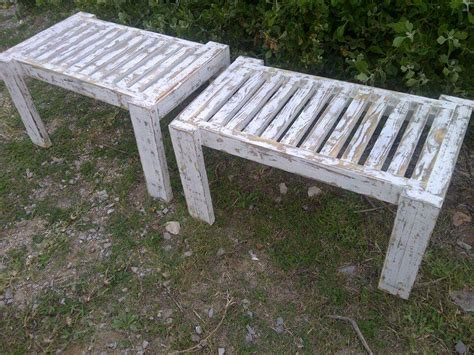 benches diy diy vintage pallet benches pallet furniture diy