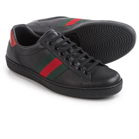 Online Stores For Home Decor by Gucci Ace Low Top Sneakers For Men Save 45