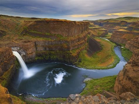 us map oregon state 11 most impressive waterfalls in the u s