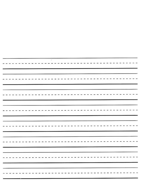 printable paper elementary best photos of lined paper to print off white lined