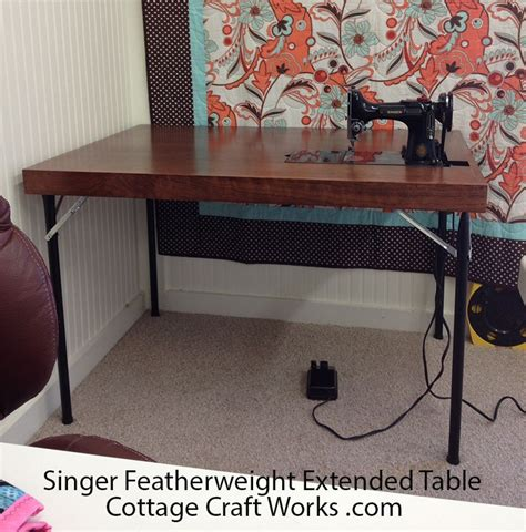 singer 301 card table singer featherweight 42 quot card table fits singer 221 301