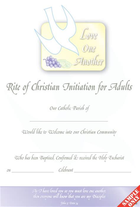 rite of christian initiation for adults rcia rc04