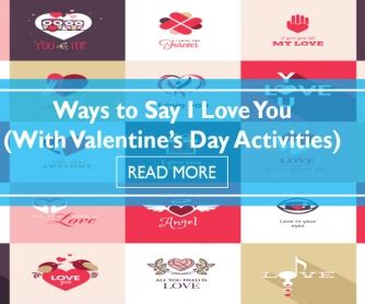 50 ways to say i you valentines day gifts for or valentines day gifts for him boyfriend or husband books 7 amazing skits your esl business students will