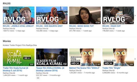 10 vlogger paling tenar di indonesia youthmanual