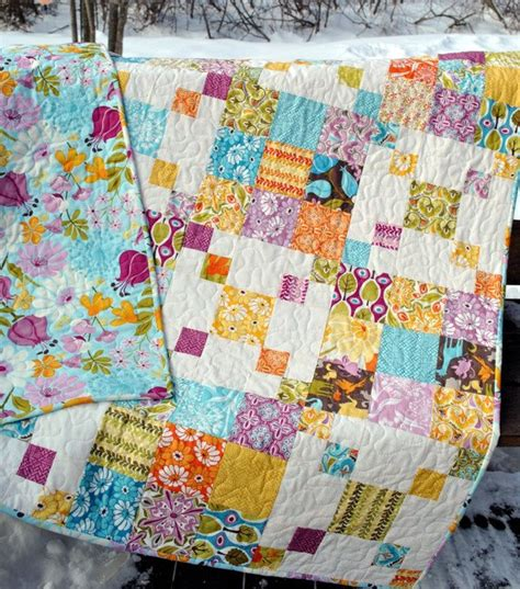 quilt pattern rocky road quilt kit rocky road baby 36 x 36 charm