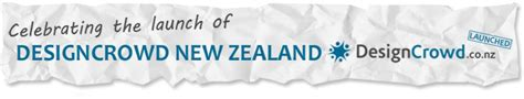 designcrowd register designcrowd launches new zealand design crowdsourcing site