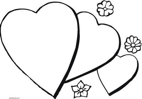 dibujo de iman para colorear y pintar dibujos de corazones para colorear