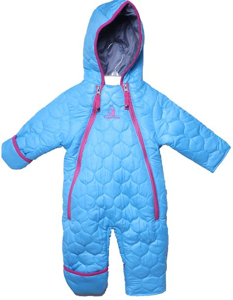 Rugged Snowsuit by Rugged Newborn Baby Quilted Winter Snowsuit