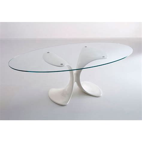 elliptical dining table dining table elliptical shaped dining table
