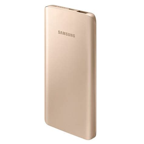 Power Bank V 5200 carregador port 225 til samsung power bank 5200 mah 5 v conex 227 o usb dourado aat bemol