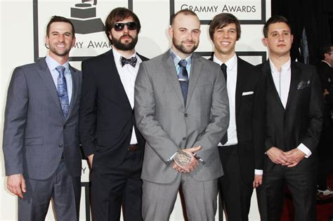 August Burns 1 august burns picture 1 58th annual grammy awards
