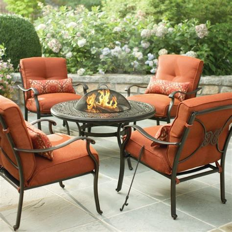 Patio Furniture With Pit by Patio Pit Patio Sets Home Interior Design