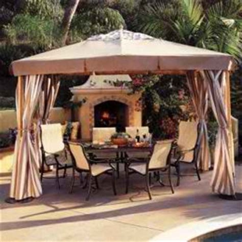 Go Outdoors In Comfort With A Comp Shade by Gazebo Canopy Outdoor Comfort At Home Or Cing