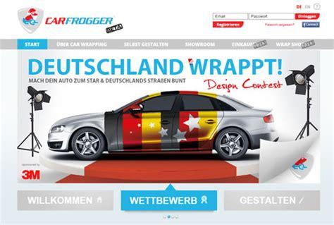 Autofolierung Selbst Gestalten by Mit Designs Carfrogger Sein Auto Selbst Gestalten