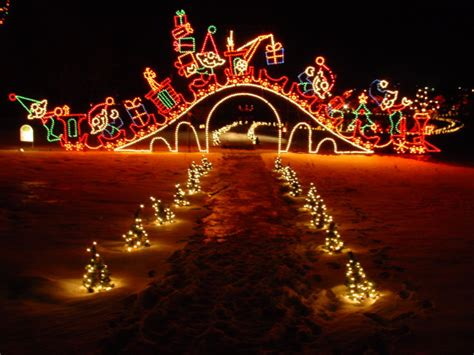 lights in the park in the park set to open this weekend kfor com