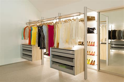 High End Closet Systems by Walk In Closets And Open Wardrobe Systems Custom Made