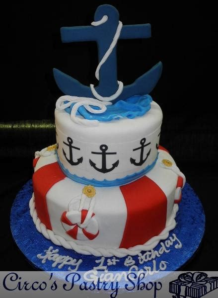Nautical Home Decorations brooklyn italian bakery fondant wedding cakes pastries