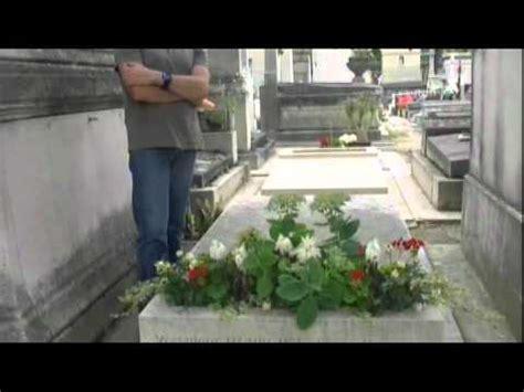 claude chabrol tombe tombe d yves mourousi au cimeti 232 re de montparnasse youtube