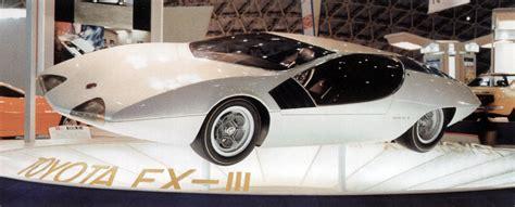toyota  iii   concept cars