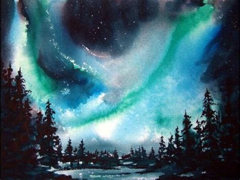 15 best images about on watercolors how to paint and galaxies