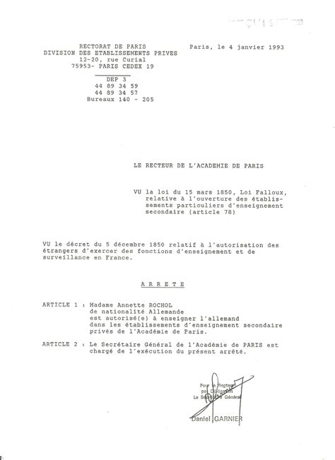 Cv Allemand Lebenslauf 1991 92 Autorisation D 180 Enseigner L 180 Allemand Dans Le Secondaire Priv 233 Lehrerlaubnis In