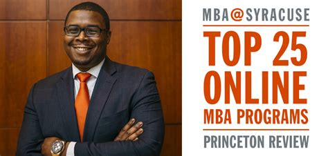 Princeton Executive Mba Program whitman school of management at syracuse