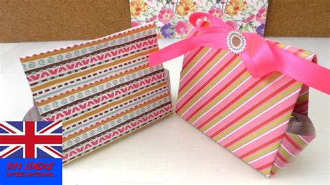 pattern to make a paper gift bag how to make a gift bag out of paper diy crafts paper