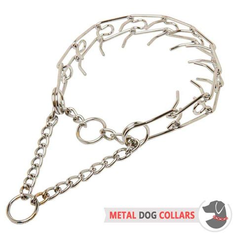 how to use a pinch collar for herm sprenger pinch collar prong collar hs23 1091 50045 02 3 99 pinch collar