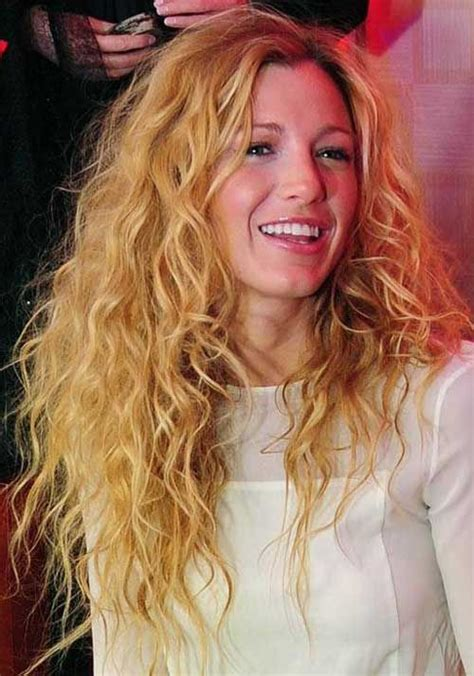 curly hairstyles long hair how to do it serena van der woodsen wow can i please have her hair
