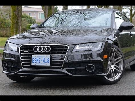 Audi A7 Build Your Own 2015 Audi A7 Review My Car