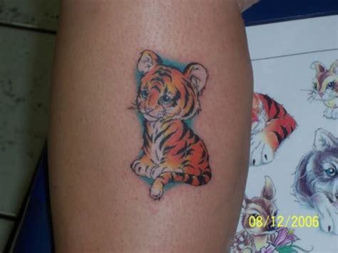 Animal Tattoos And Designs Page 33 Small Tiger Tattoos For