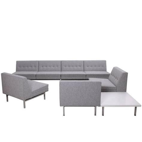 herman miller modular sofa george nelson modular sofa by herman miller usa 1963