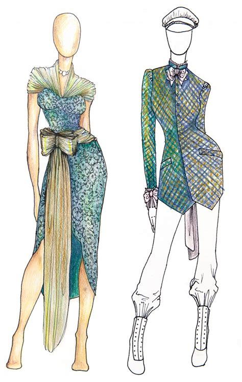 fashion illustration facts the gallery for gt fashion illustration portfolio presentation
