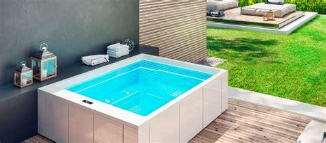 minipiscine idromassaggio da interno bagno vasca idromassaggio da terrazzo bagno vasche esterno