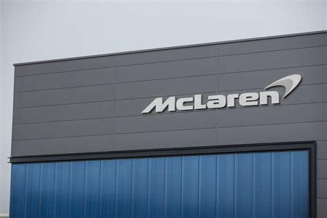 mclaren factory mclaren opens composites factory in sheffield evo