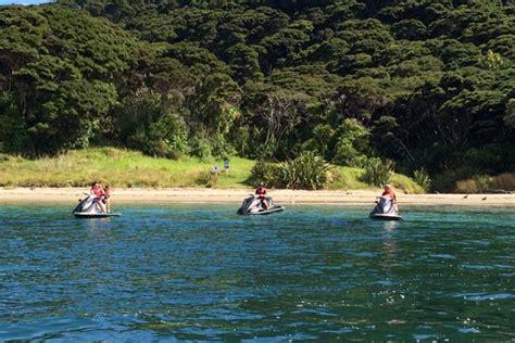 jet boat bay of islands jet ski hire paihia bay of islands tango jetski guided tours
