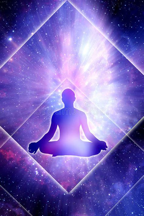 spiritual energy stock image image   energy