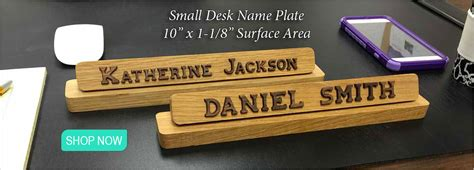 unique desk name plates name plates to any office unique desk door or wall