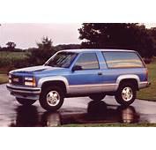 1992 00 GMC Yukon/Denali  Consumer Guide Auto
