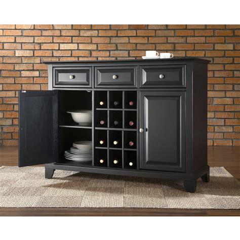 Crosley Furniture Newport Buffet Server Sideboard Crosley Buffet Server
