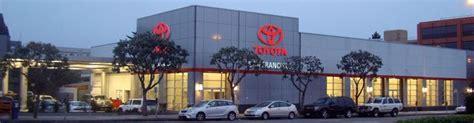 cadenas collision auto parts san francisco toyota parts service and rental 10